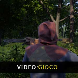 Video di gioco della Medieval Dynasty
