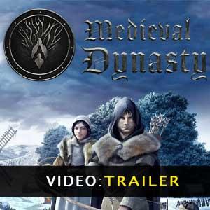Video del rimorchio della Medieval Dynasty