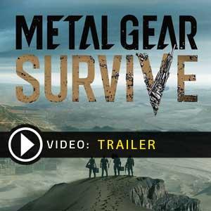 Acquista CD Key Metal Gear Survive Confronta Prezzi