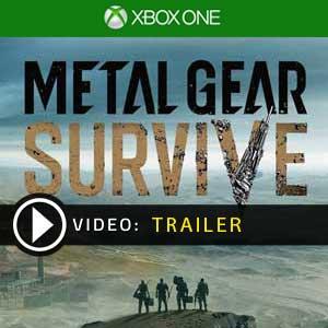 Acquista Xbox One Codice Metal Gear Survive Confronta Prezzi