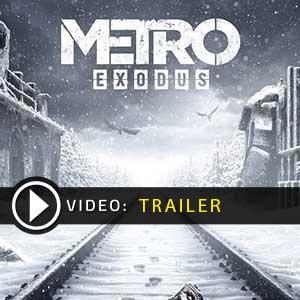 Buy Metro Exodus CD Key Compare Prices