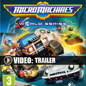 Acquista CD Key Micro Machines World Series Confronta Prezzi