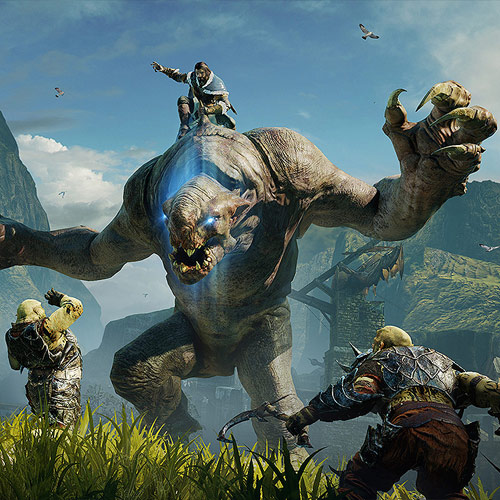 Middle-Earth Shadow of Mordor Lezione