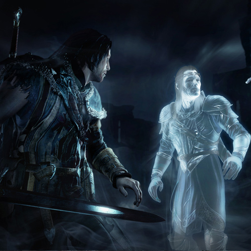 Middle-Earth Shadow of Mordor Celebrimbor il Wraith