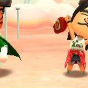 Miitopia Nintendo Switch - Boss del dungeon