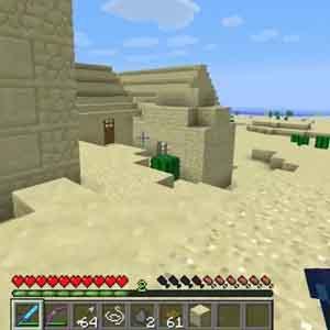 Minecraft Xbox One Gameplay