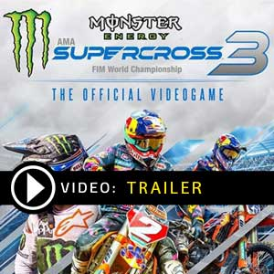 Acquistare Monster Energy Supercross The Official Videogame 3 CD Key Confrontare Prezzi