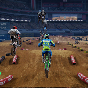 Monster Energy Supercross 4 Salto