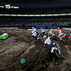 Monster Energy Supercross 4 Gara