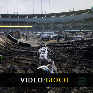 Monster Energy Supercross 4 Video di gioco
