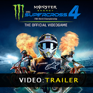 Monster Energy Supercross 4 Trailer Video