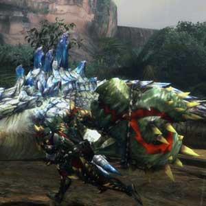Monster Hunter 3 Ultimate Nintendo Wii U Drago