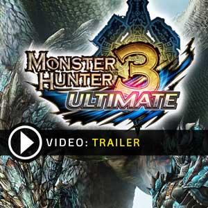 Acquista Codice Download Monster Hunter 3 Ultimate Nintendo Wii U Confronta Prezzi