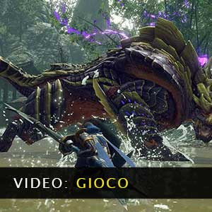 MONSTER HUNTER RISE Video di gioco