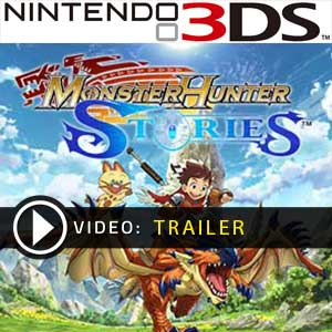 Acquista Codice Download Monster Hunter Stories 3DS Confronta Prezzi