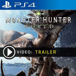 Acquistare PS4 Codice Monster Hunter World Confrontare Prezzi