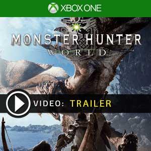 Acquista Xbox One Codice Monster Hunter World Confronta Prezzi