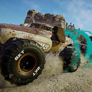 Monster Jam Steel Titans 2 Cane Monster Truck