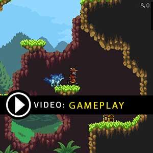 Monster Sanctuary Gameplay Video