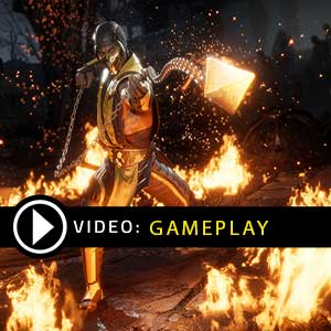 Mortal Kombat 11 Switch Gameplay Video