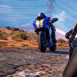 Moto Racer 4 Gameplay