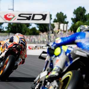 MotoGP 21 Inseguimento