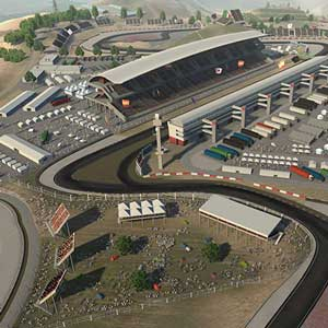 Motorsport Manager Circuito Spagna