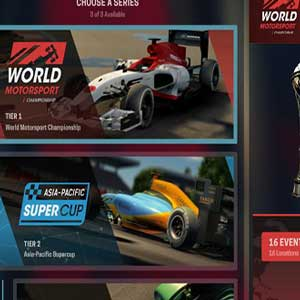 Motorsport Manager Collezione