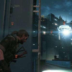 Metal Gear Solid 5 The Phantom Pain - Stealth