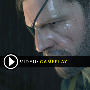 Metal Gear Solid 5 The Phantom Pain Gameplay Video