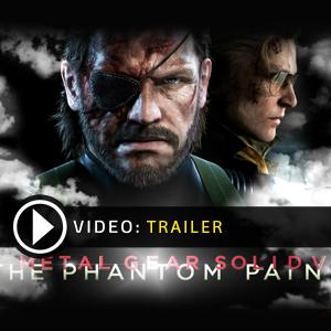 Acquista CD Key Metal Gear Solid 5 The Phantom Pain Confronta Prezzi