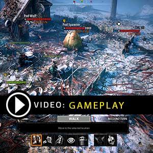 Mutant Year Zero Seed of Evil Gameplay Video