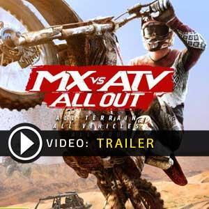 Acquistare CD Key MX vs ATV All Out Confrontare Prezzi