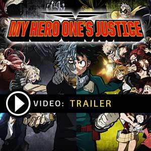 Acquistare MY HERO ONE'S JUSTICE CD Key Confrontare Prezzi