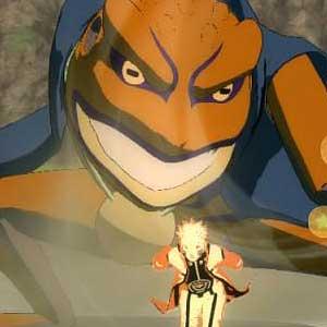 Naruto Shippuden Ultimate Ninja Storm Revolution - Gamabunta