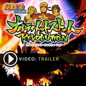 Acquista CD Key Naruto Shippuden Ultimate Ninja Storm Revolution Confronta Prezzi