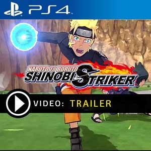 Acquista PS4 Codice Naruto to Boruto Shinobi Striker Confronta Prezzi