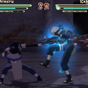 Naruto Shippuden Ultimate Ninja Storm 4: Orochimaru VS Kakashi