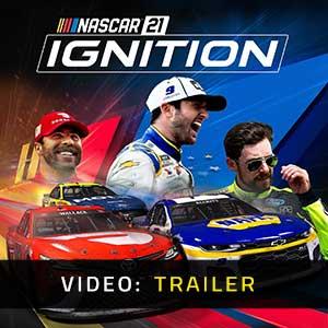 NASCAR 21 Ignition Video Trailer