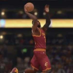 NBA 2K16 Slam Dunk