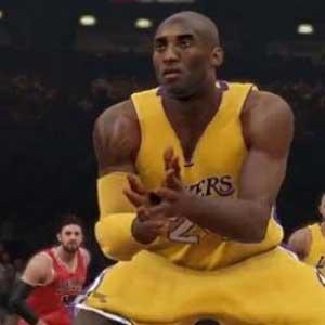 NBA 2K16 Dribblare