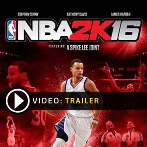 Acquista CD Key NBA 2K16 Confronta Prezzi