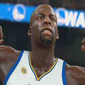 NBA 2K17 Draymond Green