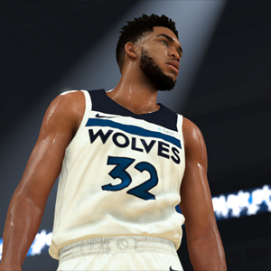 NBA 2K20 - Karl-Anthony Towns