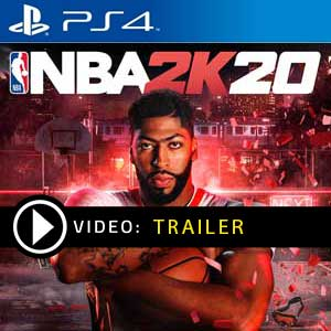 NBA 2K20 PS4 Prices Digital or Box Edition