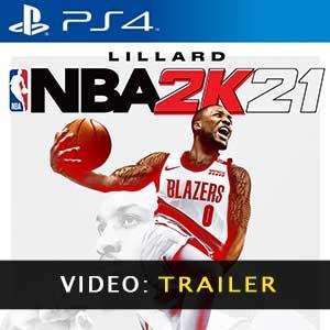 Video trailer NBA 2K21