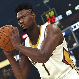 NBA 2K22 Zion Williamson