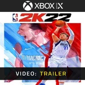 NBA 2K22 Xbox Series X Video Trailer