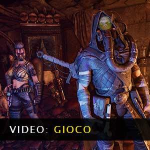Necromunda Hired Gun Video di gioco