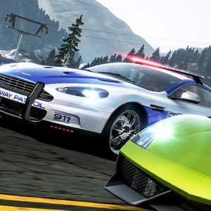 Need for Speed Hot Pursuit Remastered Inseguimento della polizia